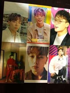 #MMAR18 K-POP photocards