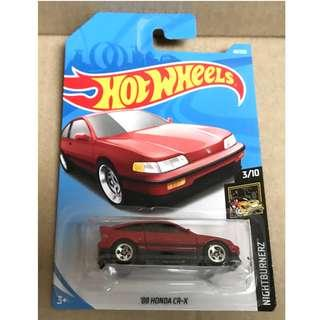 Hot Wheels '88 Honda CR-X.