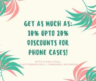 AVAIL OUR DISCOUNTS!