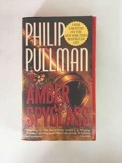 The Amber Spyglass by Philip Pullman (His Dark Materials) Book 3 Paperback