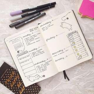 bujo package - soft aesthetic ed. [preorder]