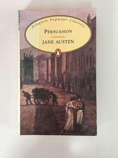 Persuasion by Jane Austen Paperback Classic