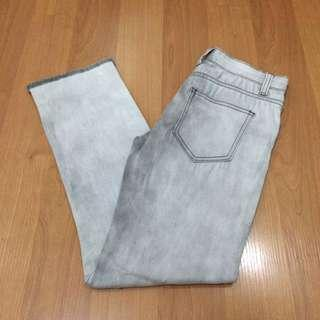 High waisted Cotton On denim jeans