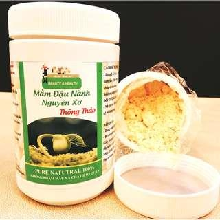 Healthcare 100% Pure Natural Organic Baby Soya Bean Sprout Powder Drink - Good for Ladies: reduce fat, boost breast size, relief menopause