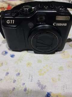 CANON G11 類單眼