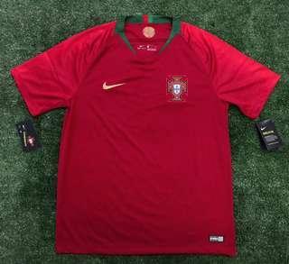 Original Portugal World Cup jersey jersi