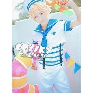 🆕 Sailor anime cosplay (Free Iwatobi Swim Club)