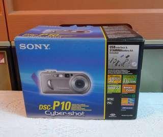 🚚 SONY DSC-P10數位相機