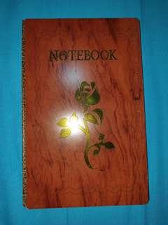 Notebook (vintage type)
