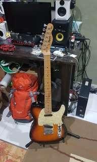 Fender tele squire