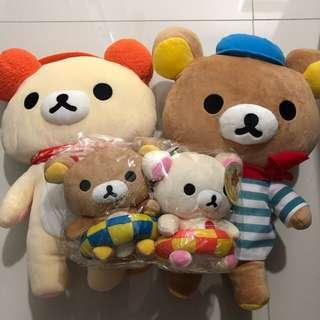 🚚 Rilakkuma clearing off the shelves