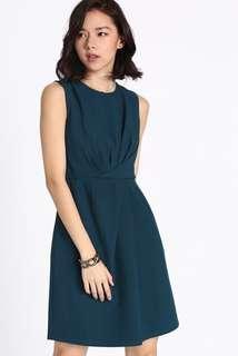 Love Bonito Ricola Ruched Dress
