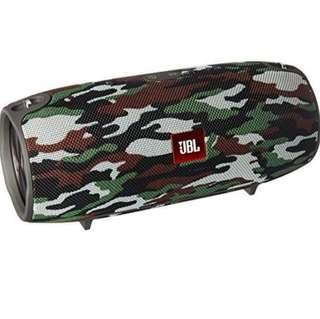 Brand new sealed jbl xtreme camo squad Bluetooth speaker not bose Marshall ue boom