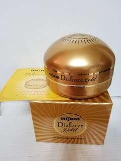 miskin diaforce gold hydro gel eye patch 黃金眼膜 全新 60塊