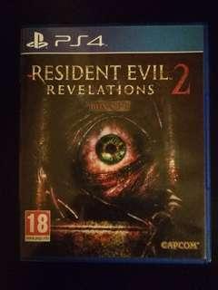 🚚 Resident evil revelations 2 (box set)
