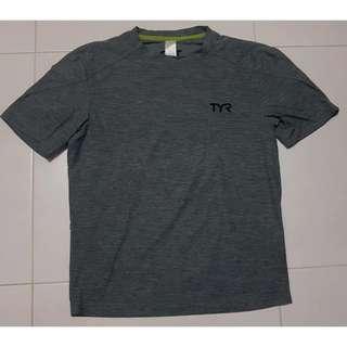 TYR grey shirt