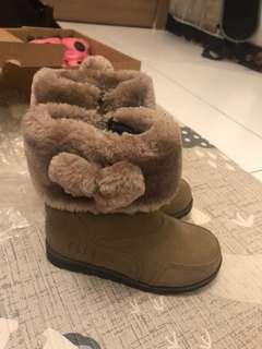 Elle winter boots