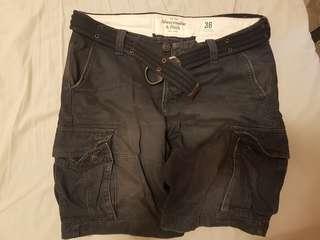🚚 A&F短褲