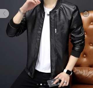 🚚 Leather jacket