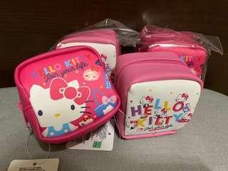 🚚 現貨✨凱蒂貓Hello Kitty萬用收納包/零錢包/小方包