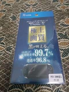 🚚 PS Vita 2000 Protection Film
