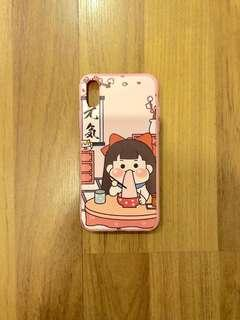 iPhone X/XS Cute Pink Case