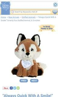 *Looking For* Precious Moments Animal Plushies