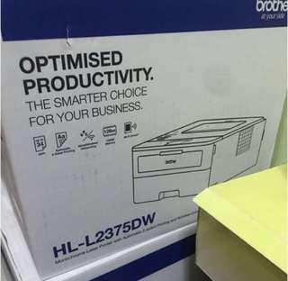 Brother HL-L2375DW Printer