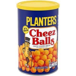 Planters Cheese Balls Cheez Balls