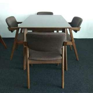 Dining set (direct from factory)