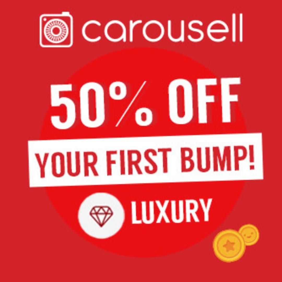 50% Off Your First Bump!
