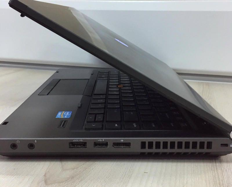 🌈 Refurbished HP EliteBook 8470w Mobile WorkStation