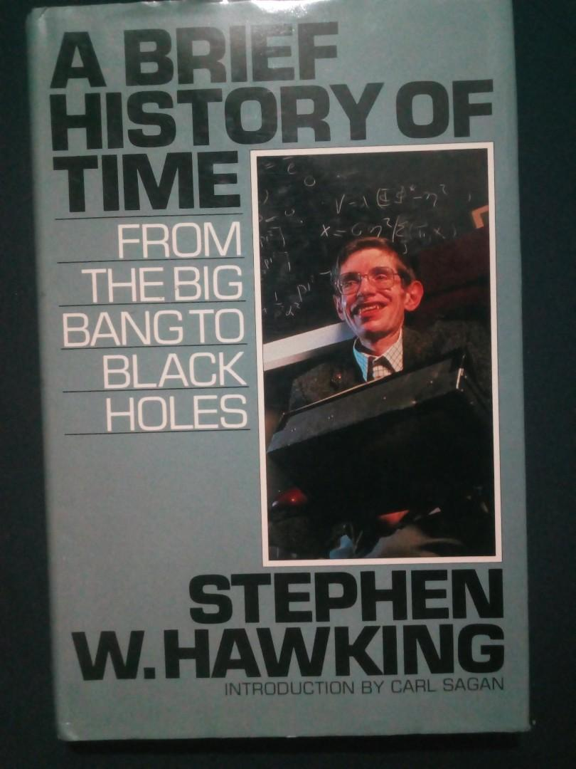 A Brief History of Time | Stephen Hawking | Hardcover
