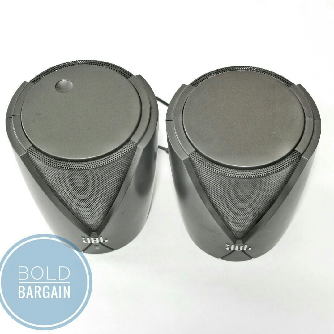 AUTHENTIC JBL JEMBE WIRELESS Bluetooth Stereo Speakers 2.0 Speaker System