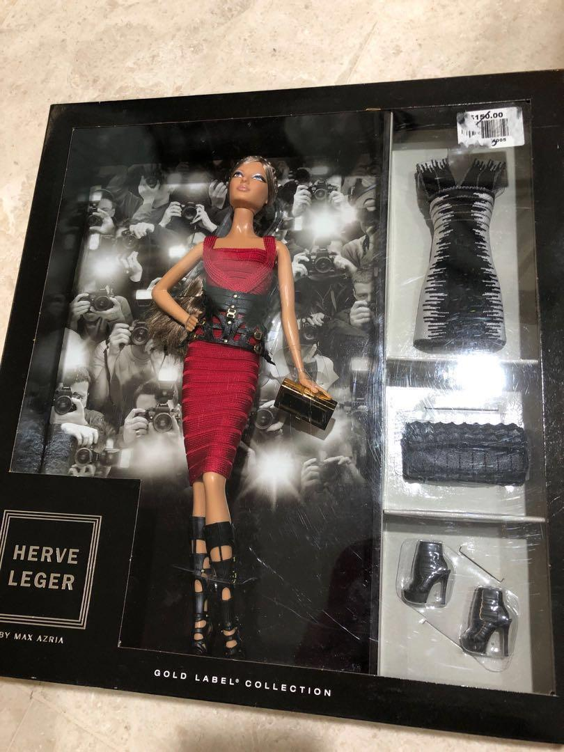 Hervé Léger Gold Label Barbie