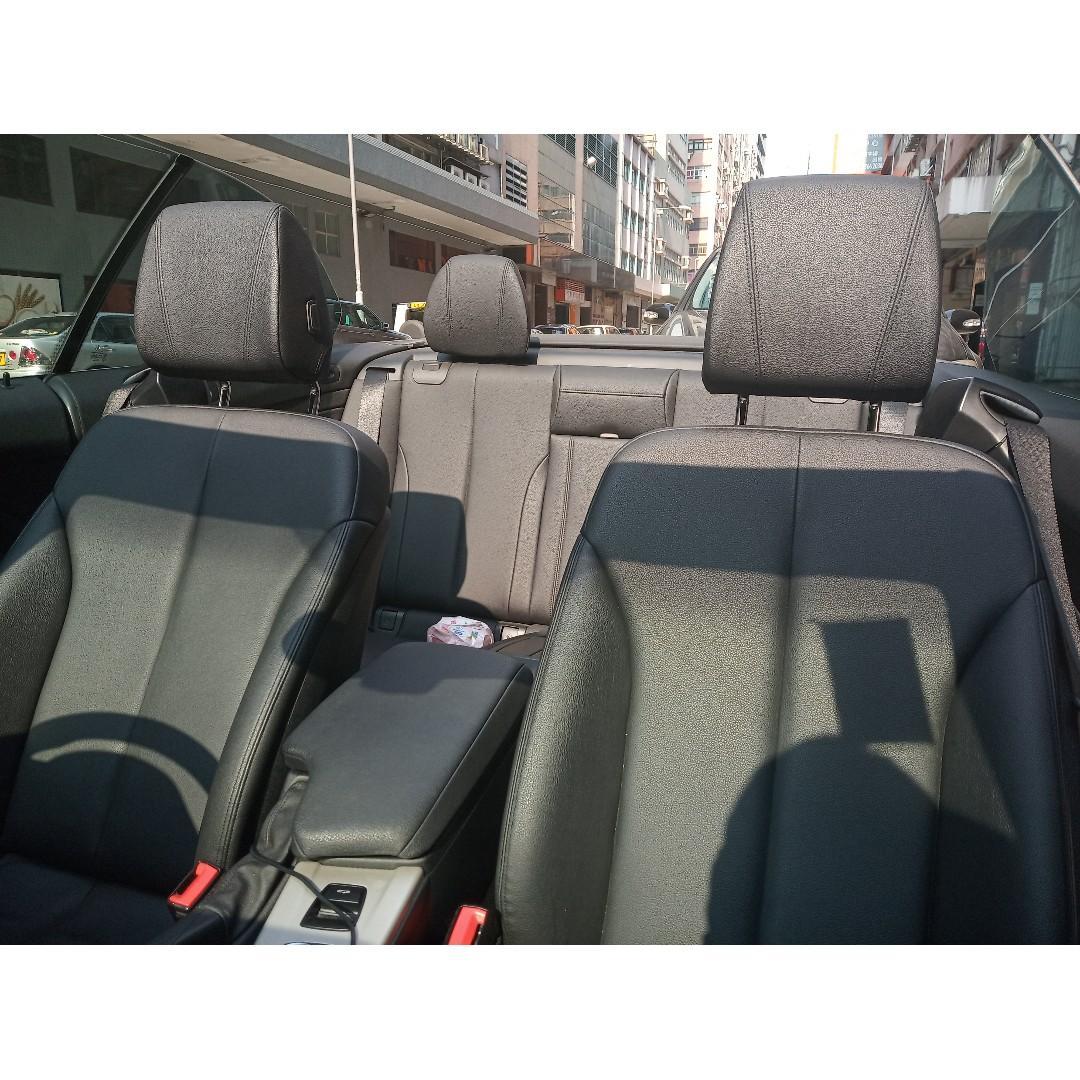 BMW 420I  2014
