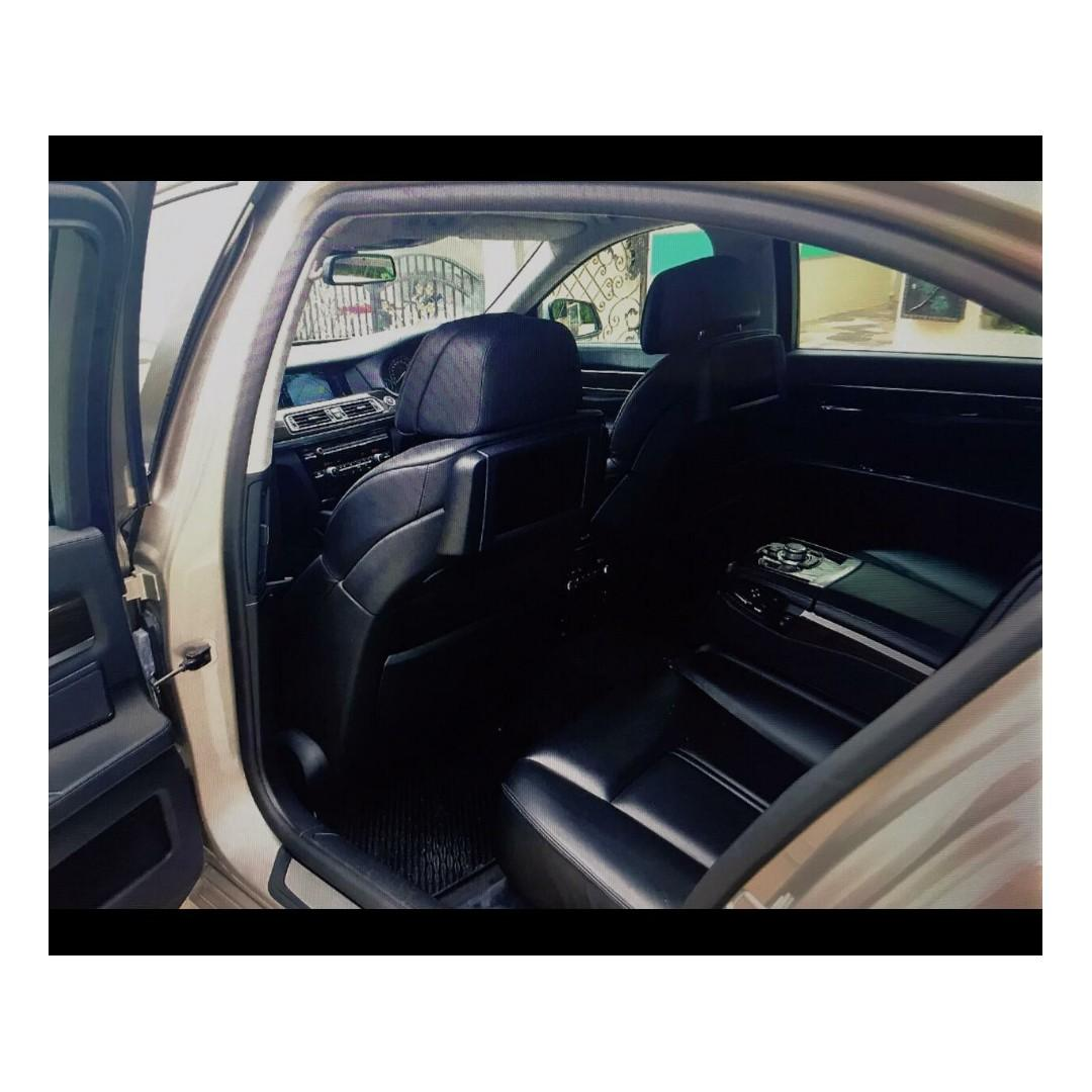 BMW 750LIA 2010