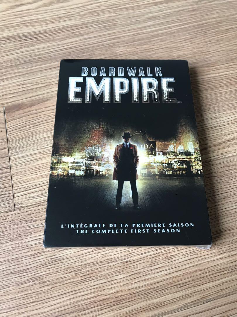 Boardwalk Empire-Season 1-New
