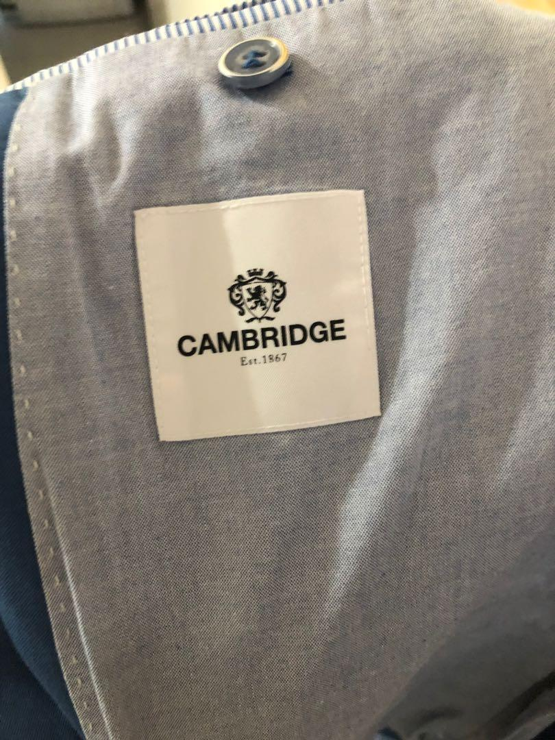 Cambridge Men's suit jacket - cocktail - evening - RRP $499
