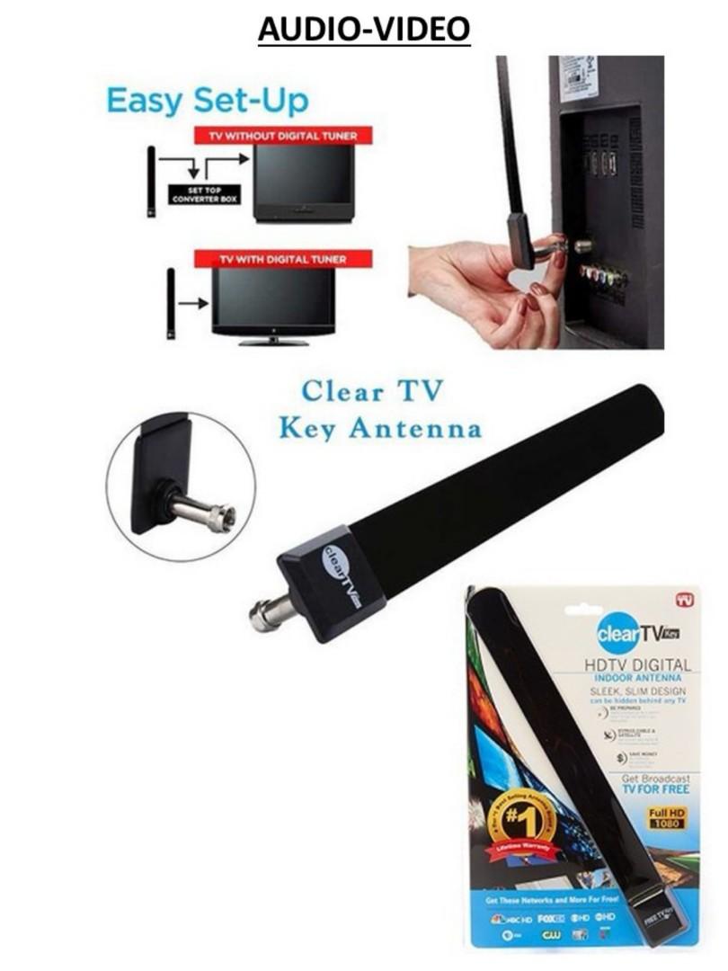 ClearTV hidden Digital TV Antenna