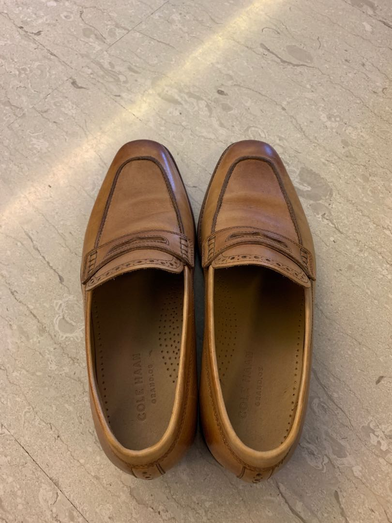 cb5687ed9217d Cole haan loafers, Men's Fashion, Footwear, Formal Shoes on Carousell