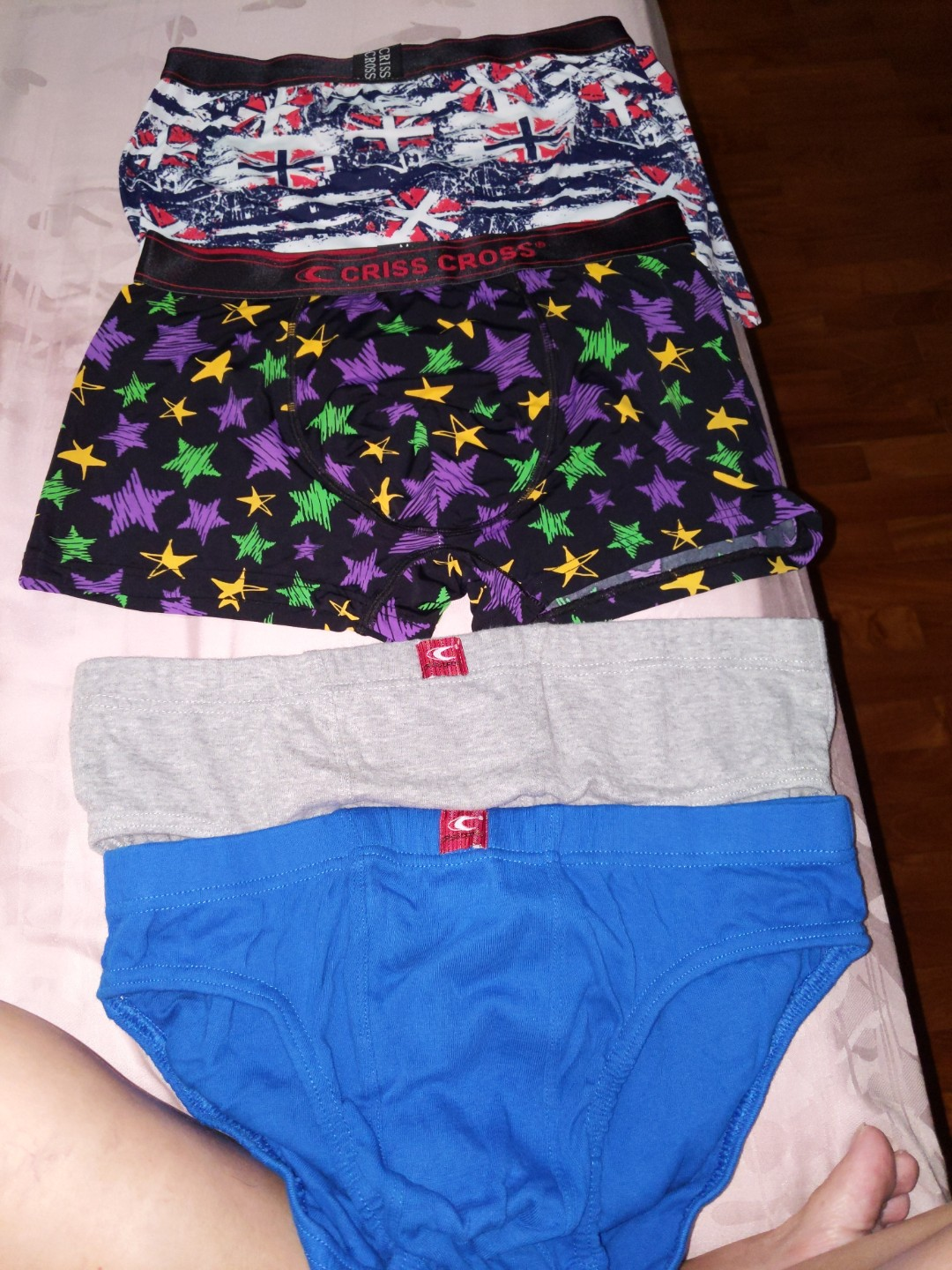 7dba1aa716bf CRISS CROSS boxers and Underwears, Men's Fashion, Clothes, Bottoms ...