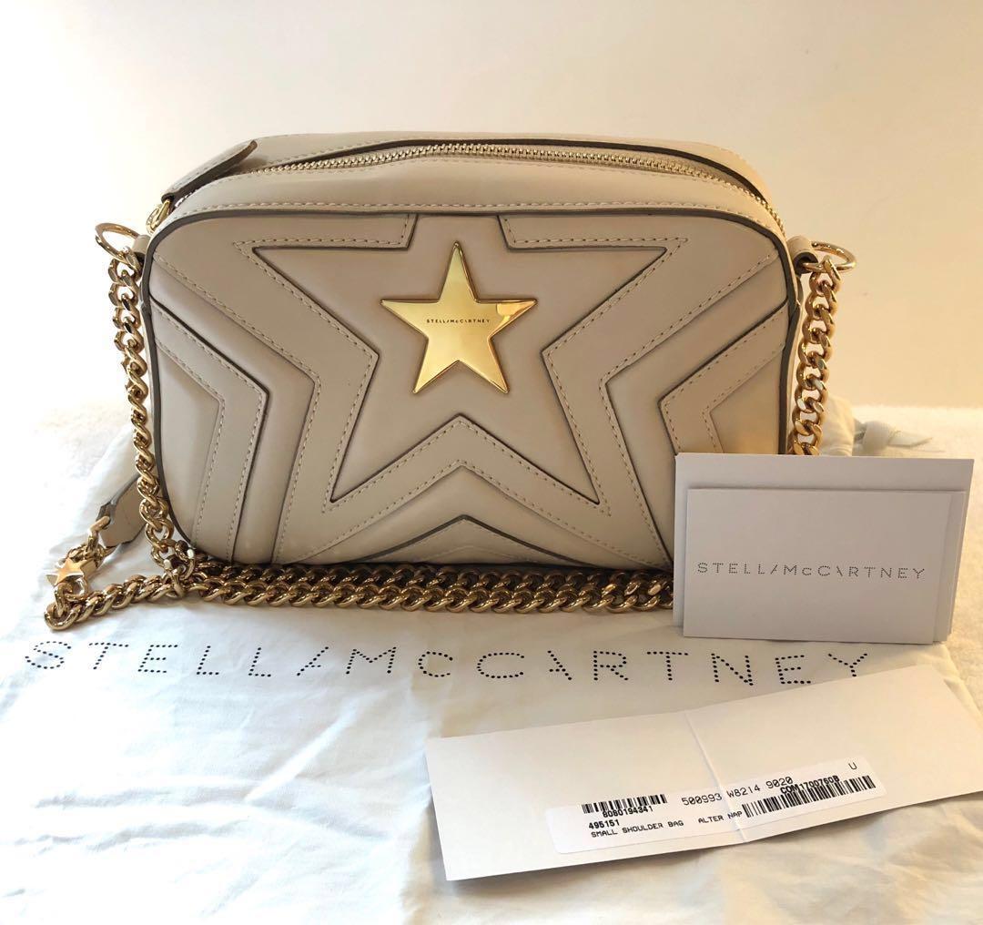 "4b1fefa73165 Full Set  Stella McCartney- ""Stella Star"" Crossbody Bag"