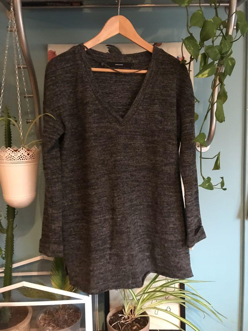 Grey Vero Moda Sweater