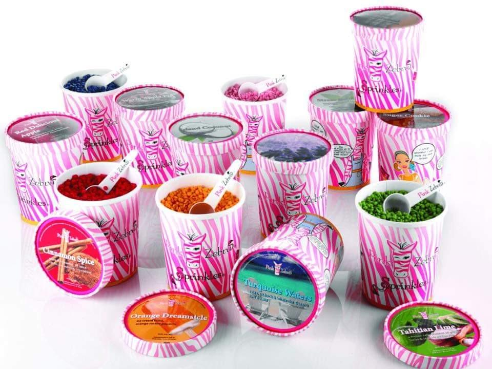 Have you tried Pink Zebra soy-blend wax sprinkles?