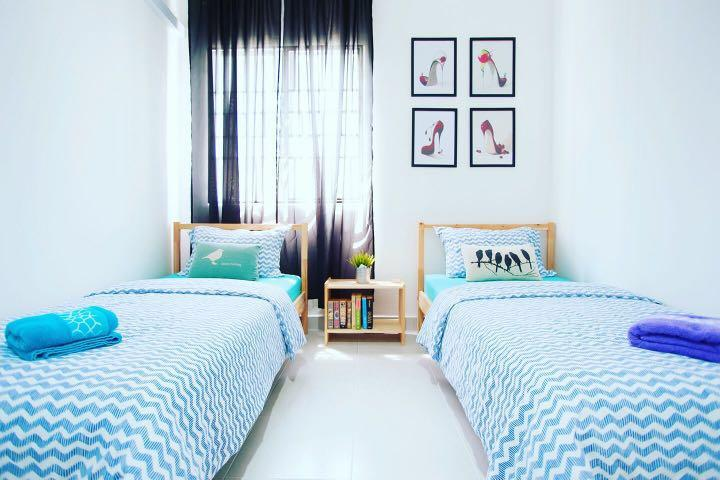 Ikea Fjellse Single Bed Frame Katil