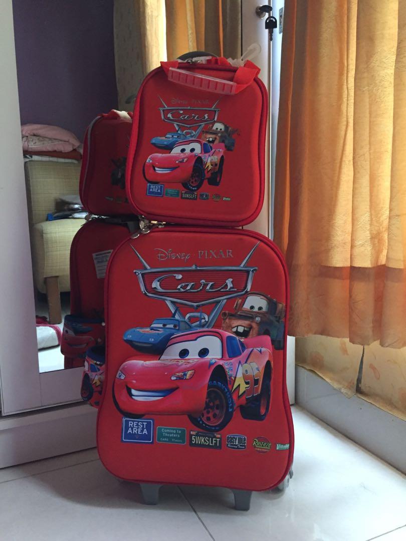Kids travel bag