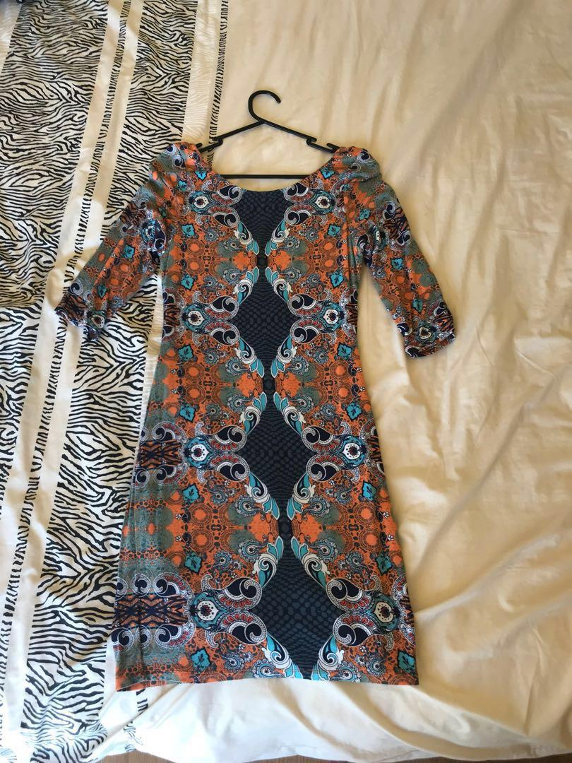 Ladakh Cocktail Dress, XS, Worn once, In very good condition