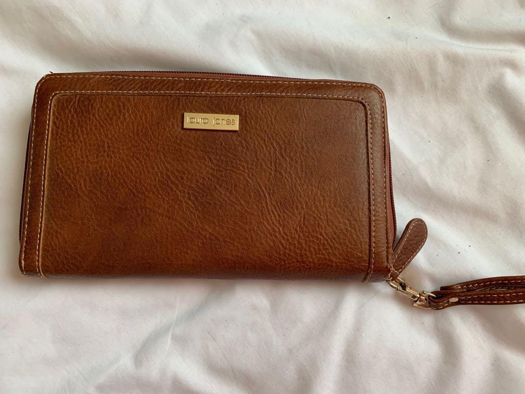 Laura Jones Travels wallet