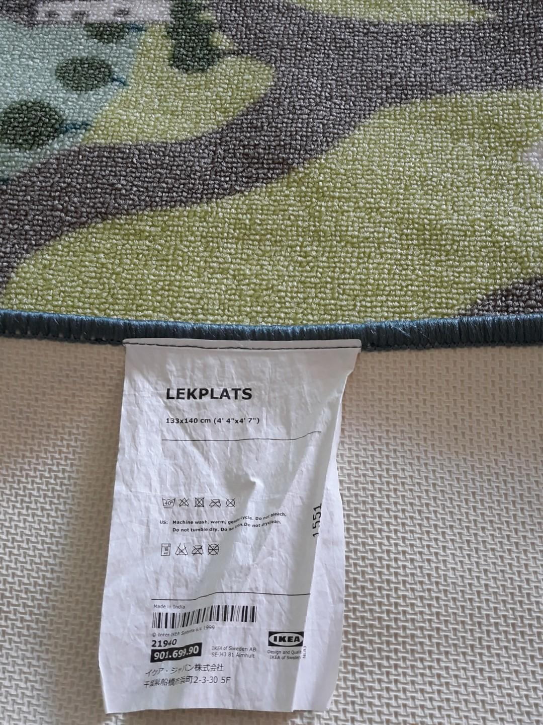 IKEA CHILDREN RUG/ CARPET LEKPLATS